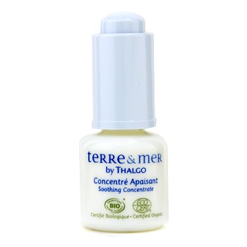 Terre & Mer - Night CareTerre & Mer Soothing Concentrate With Organic Juniper Wood 15ml/0.51oz