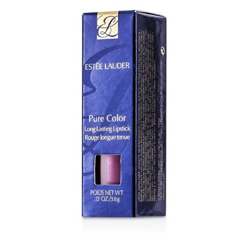 Estee Lauder New Pure Color Lipstick - # 64 Abstract Violet (Shimmer)  3.8g/0.13oz