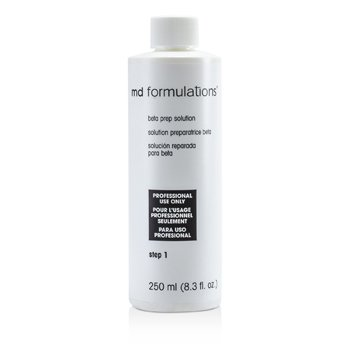 MD FormulationsBeta Prep Solution Step 1 (Salon Size) 250ml/8.3oz