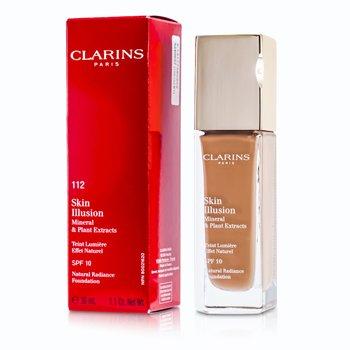 ClarinsSkin Illusion Natural Radiance Foundation SPF 1030ml/1.1oz