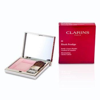 Clarins Roz�wietlaj�cy r� do policzk�w Blush Prodige Illuminating Cheek Color - #03 Miami Pink  7.5g/0.26oz
