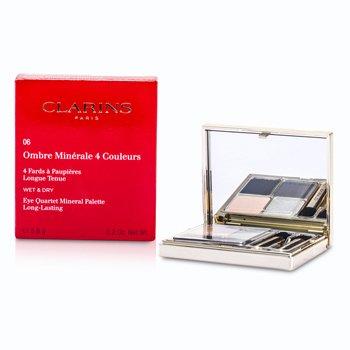 Clarins Eye Quartet Mineral Palette - # 06 Graphites  5.8g/0.2oz