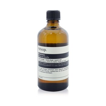 AesopBreathless Botanical Aceite Masaje 100ml/3.4oz