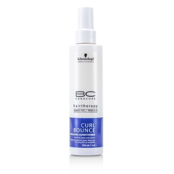 SchwarzkopfBC Curl Bounce Energizing Conditioner (For Fine Curls & Waves) 200ml/6.7oz