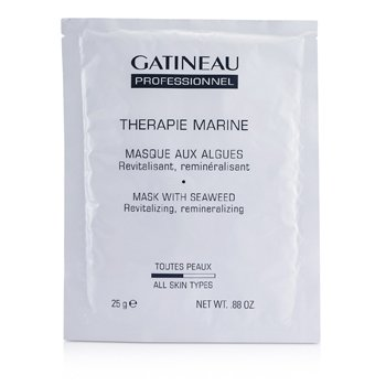 GatineauTherapie Marine Mascarilla con Alga Marina (Todo tipo de piel) 25g/0.88oz