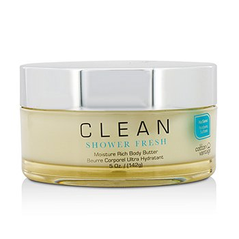 CleanClean Shower Fresh Moisture Rich Body Butter 142g/5oz