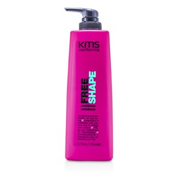 KMS CaliforniaOd�ywka do w�os�w przygotowuj�ca do termostylizacji Free Shape Conditioner (Conditioning & Preparation For Heat Styling) 750ml/25.3oz