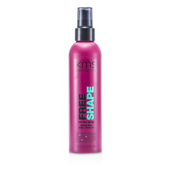KMS CaliforniaFree Shape Hot Flex Spray (Heat-Activated Shaping & Hold) 200ml/6.8oz
