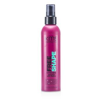 KMS CaliforniaFree Shape Hot Flex Vap. (Preparaci�n para cabellos tratados con herramientas de estilo) 200ml/6.8oz
