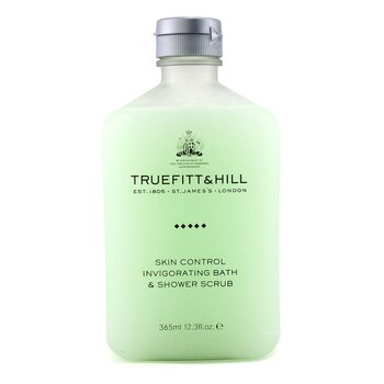 Truefitt & HillSkin Control Invigorating Bath & Shower Scrub 365ml/12.3oz