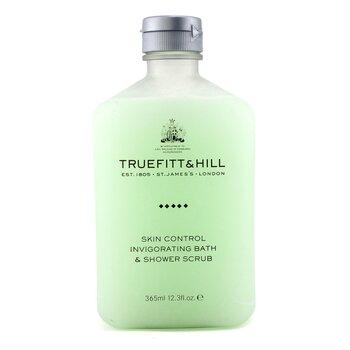 Truefitt & Hill Skin Control Invigorating Bath & Shower Scrub 365ml/12.3oz