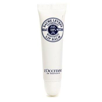 L'OccitaneShea Butter Organic Moisturizing Balsem Bibir 15ml/0.5oz