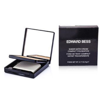 Edward Bess Base Compacta en Crema Sat�n Puro - #02 Bare  5g/0.17oz