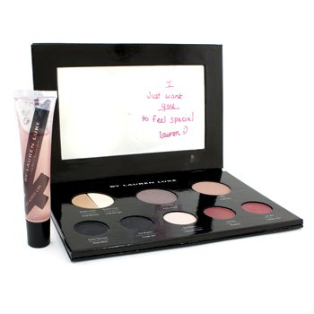 Lauren Luke My Smokey Classics Complete Makeup Palette (Without Eye Liner)  -