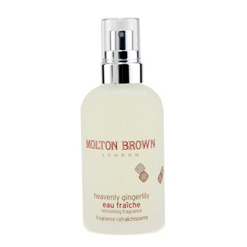 Molton Brown Heavenly Gingerlily Eau Fraiche Refreshing Fragrance  100ml/3.3oz