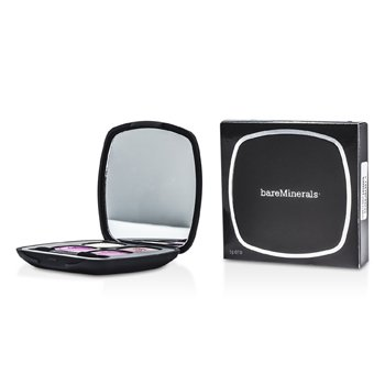 Bare Escentuals BareMinerals Ready Eyeshadow 4.0 - The Dream Sequence (# 500 Thread Count, # Romp, # Boudoir, # Nightcap)  5g/0.17oz