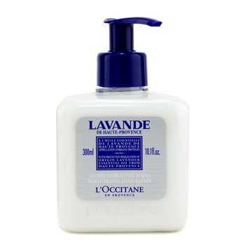 L'OccitaneLavender Harvest Moisturizing Hand Lotion ( Nova embalagem  ) 300ml/10.1oz