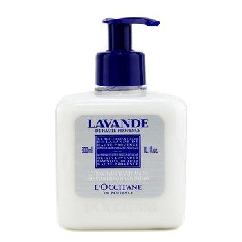 L'Occitane Lavender Harvest Losion Tangan Melembapkan ( Kemasan Baru )  300ml/10.1oz