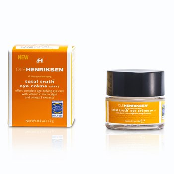 Ole Henriksen Total Truth Eye Cream SPF 15  15g/0.5oz