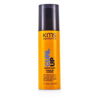 KMS CaliforniaCurl Up Control Creme (Curl Bundling & Frizz Control) 150ml/5.1oz