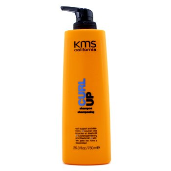 KMS CaliforniaCurl Up Shampoo (Curl Support & Elasticity) 750ml/25.3oz