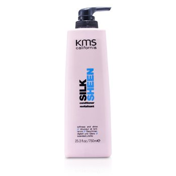 KMS CaliforniaNab�yszczaj�ca od�ywka do w�os�w Silk Sheen Conditioner (Softness & Shine) 750ml/25.3oz