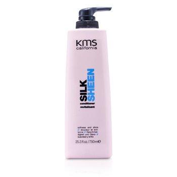 KMS California Nab�yszczaj�ca od�ywka do w�os�w Silk Sheen Conditioner (Softness & Shine)  750ml/25.3oz