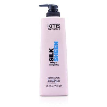 KMS California Nab�yszczaj�cy szampon do w�os�w Silk Sheen Shampoo (Shine & Movement)  750ml/25.3oz