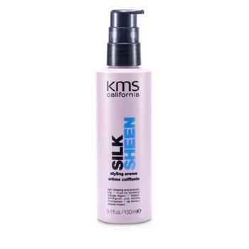 KMS CaliforniaSilk Sheen Styling Creme (Light Shaping & Smoothing) 150ml/5.1oz