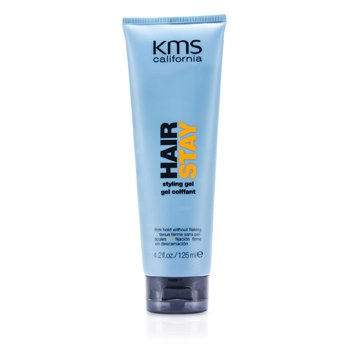 KMS California Hair Stay Styling Gel (Firm Hold Without Flaking) (New Packaging)  125ml/4.2oz