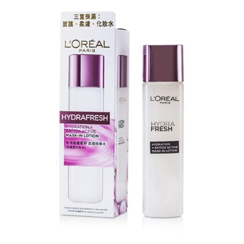 L'Oreal ��ʡ��Ū�� Hydra Fresh Hydration+ Antiox Active   175ml/4.2oz