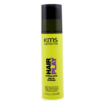KMS CaliforniaPasta do stylizacji w�os�w Hair Play Molding Paste (Pliable Texture & Definition) 100ml/3.4oz
