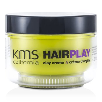 KMS CaliforniaKrem do stylizacji w�os�w Hair Play Clay Creme (Matte Sculpting & Texture) 125ml/4.2oz