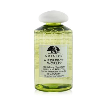 A Perfect World Age-Defense Treatment Lotion With White Tea