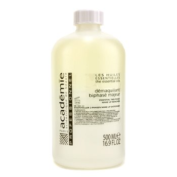 AcademieEssential Two-Phase Make Up Remover (Salon Size) 500ml/16.9oz