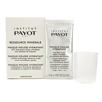 PayotHydra Masque Coffret: Masque Mousse Hydratant (Face) 15g + Measuring Cup 5x15g/0.5oz