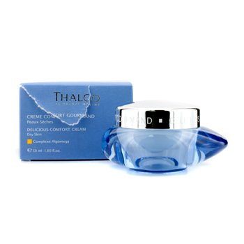 Thalgo Delicious Comfort Cream (Dry Skin) (Box Slightly Damaged) 50ml