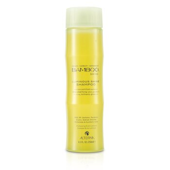 Alterna Shampoo Bamboo Luminous Shine 250ml/8.5oz