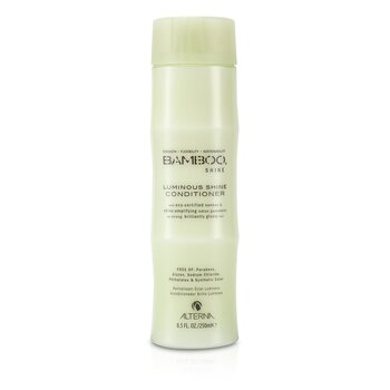 Alterna Bamboo Shine Luminous Shine Conditioner (For Strong& Brilliantly Glossy Hair) 250ml/8.5oz