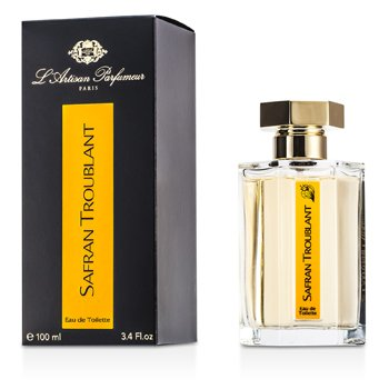 L'Artisan Parfumeur Safran Troublant Eau De Toilette Spray  100ml/3.4oz