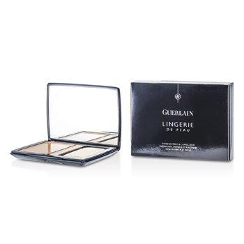Guerlain Lingerie De Peau Foundation & Concealer SPF20 - # 04 Beige Moyen  11.3g/0.39oz