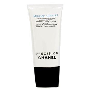 ChanelPrecision Mousse Confort Rinse-Off Rich Crema Limpiadora Facial 150ml/5oz