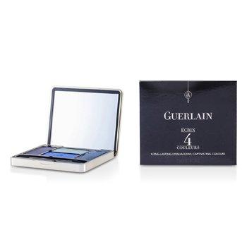 GuerlainEcrin 4 Couleurs Sombra de Ojos Larga duraci�n - #02 Les Bleus 7.2g/0.25oz
