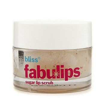 BlissFabulips Sugar Lip Scrub 15ml/0.5oz