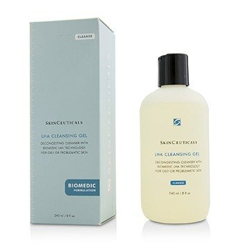 Skin CeuticalsLHA Cleansing Gel 240ml/8oz