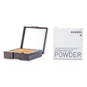 Korres Multivitamin Lightweight/Matte Finish Compact Powder - # MVP8  10g/0.35oz