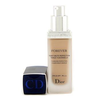 Christian Dior Diorskin Forever Flawless Perfection Fusion Wear Makeup SPF 25 - #030 Medium Beige  30ml/1oz