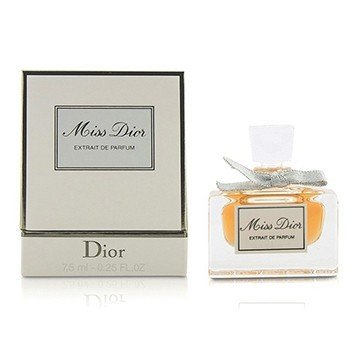 Christian Dior Miss Dior Extrait De Parfum (Esencia Nueva)  7.5ml/0.25oz