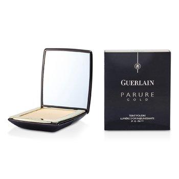 Guerlain Parure Gold Rejuvenating Golden Radiance Powder Foundation SPF 10 - # 00 Beige Ivoire  9g/0.31oz