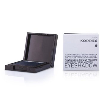 Korres Sunflower & Evening Primrose Eye Shadow - # 88 Midnight Blue  1.8g/0.06oz